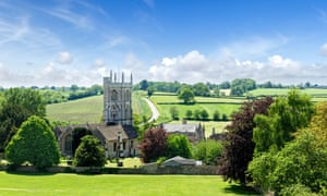 Picturesque England … Norton St Philip, Somerset