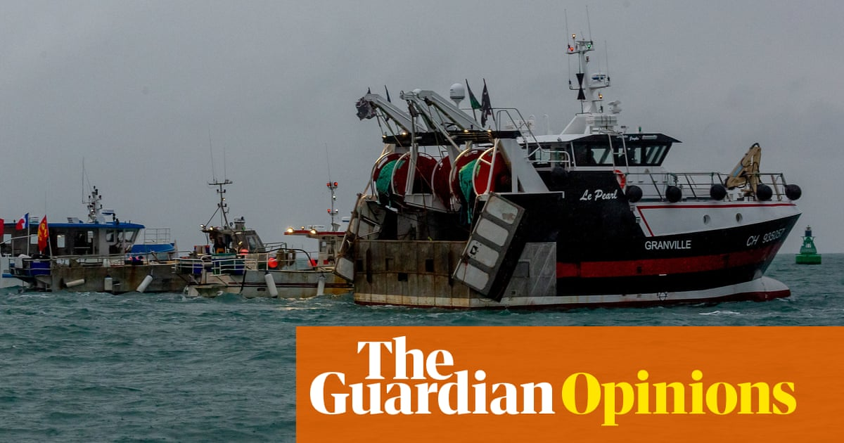 The Jersey fishing standoff shows Brexit has only just begun