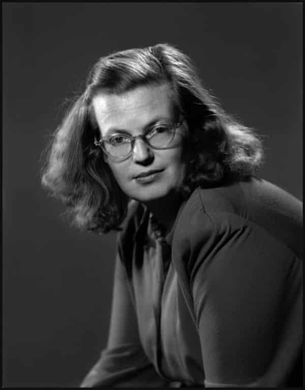 Shirley Jackson, author photo c Erich Hartmann, Magnum Photos,