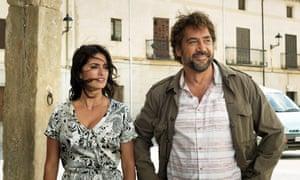 Penélope Cruz and Javier Bardem in Everybody Knows.