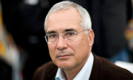 Nicholas Stern: cost of global warming 'is worse than I feared'