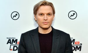Ronan Farrow shared a Pulitzer prize for breaking the Harvey Weinstein story.