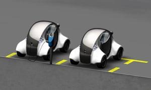 Mika Becktor future of transportation 50 years
