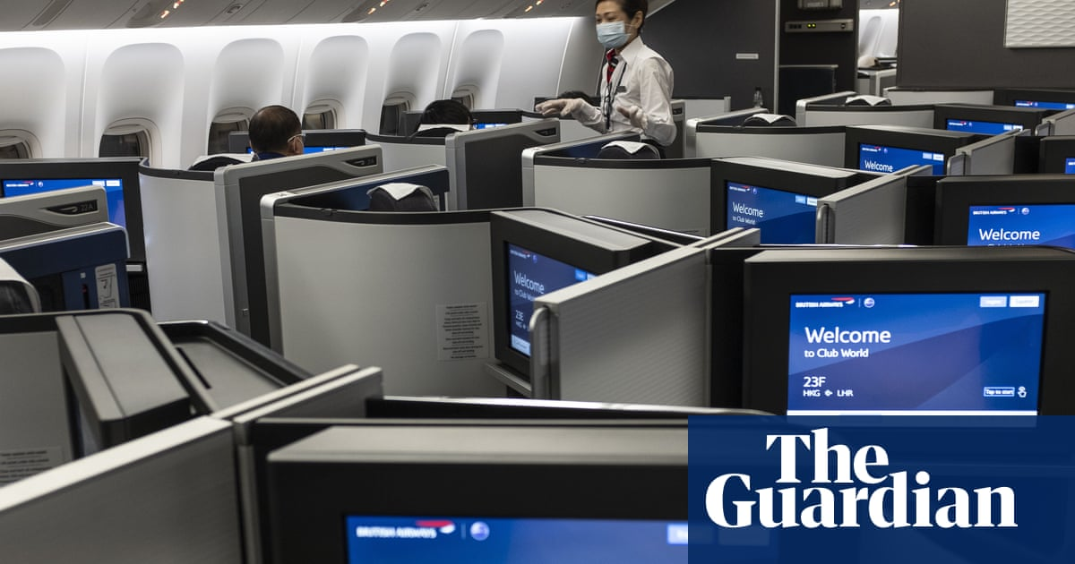 Business travellers planning to cut future flights, poll finds
