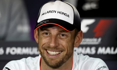 McLaren's Jenson Button admits he is getting towards the end of the road in F1