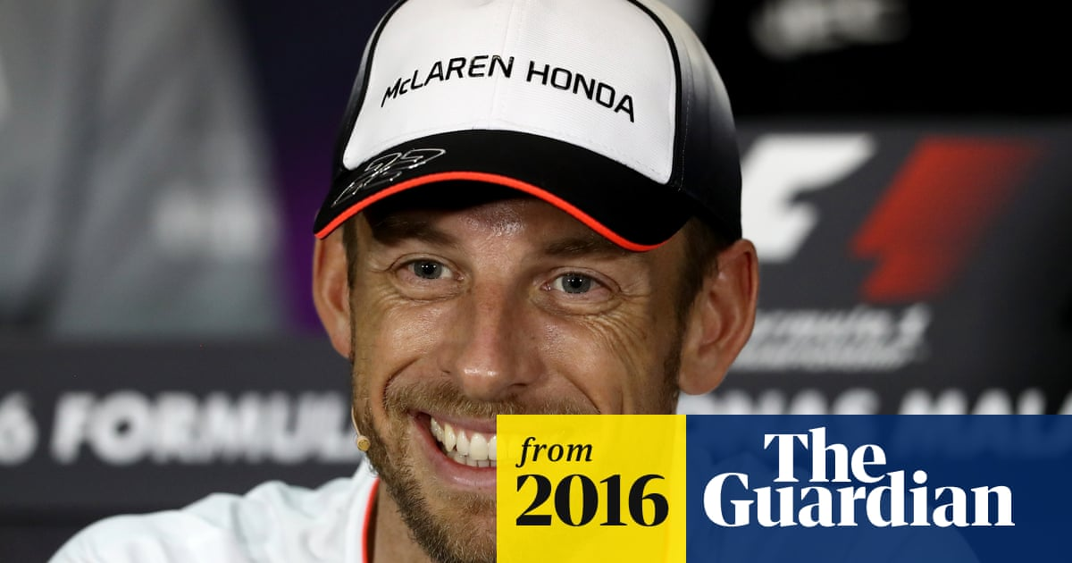 b01089131a17d McLaren s Jenson Button admits he is getting towards the end of the road in  F1