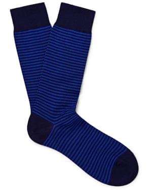 Socks £17, Pantherella mrporter.com