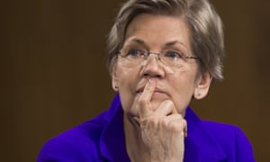 Elizabeth Warren could be the best hope of a unifying a deeply divided Democratic party.