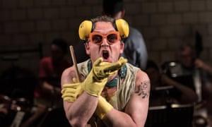 Andrew MacKenzie-Wicks in The Golden Dragon
