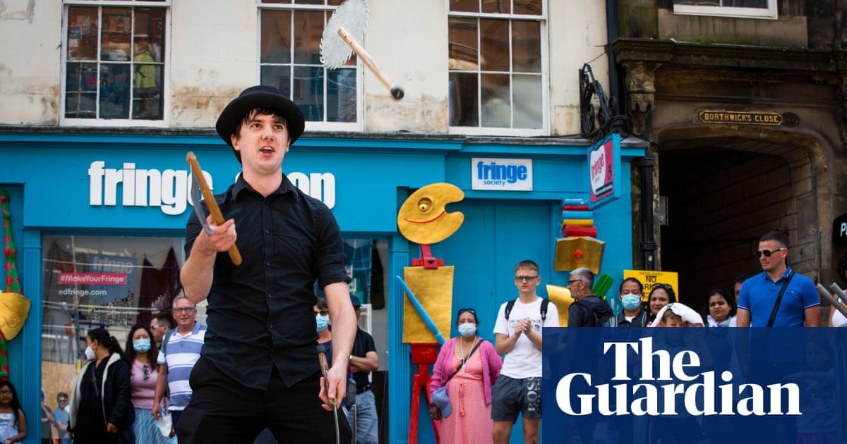 Edinburgh fringe launches £7.5m emergency appeal