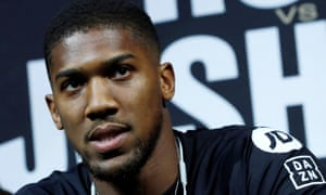 Anthony Joshua has encountered criticism for staging his rematch with Andy Ruiz in Saudi Arabia.