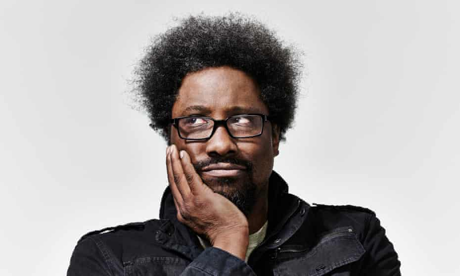 W Kamau Bell: 'If we're constantly giving every one of our allies the woke test, we're doomed.'