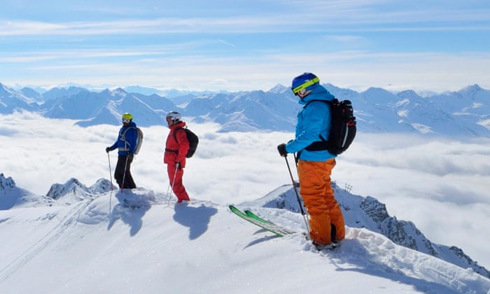 'This isn't just where I teach, it's where I live': ski instructors share their insider tips