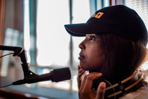 "Young broadcaster Jennifer Ngobeni, 16: ""I can assure you that every single child of Alexandra can be a living testament... every night, from Friday to Sunday, or even sometimes on weekdays, we always hear gunshots - it is like an always thing,"""
