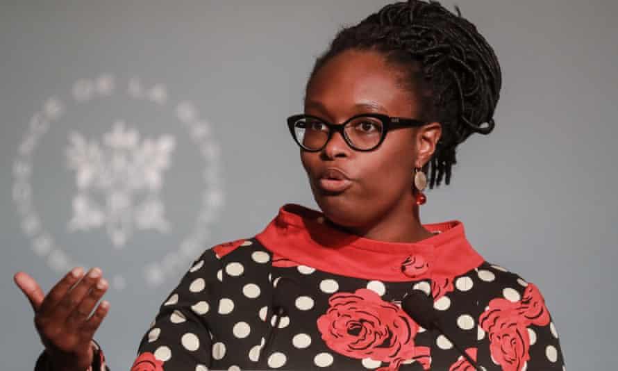 Sibeth Ndiaye, a French government spokeswoman.