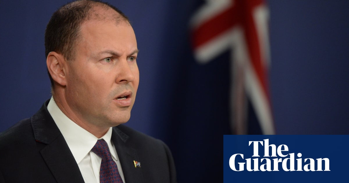 Coalition reveals smallest deficit in a decade after decline in welfare spending   Australia news   The Guardian