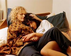 Maxine Peake and Desiree Akhavan in The Bisexual.