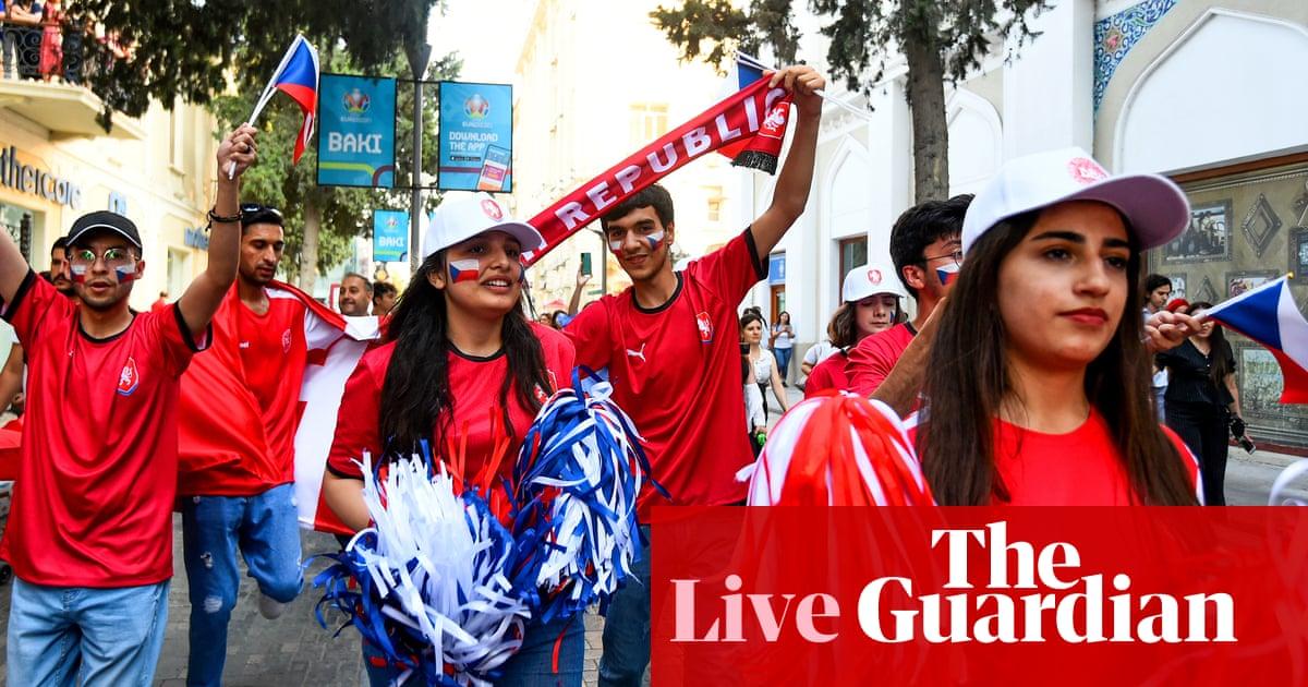 Czech Republic v Denmark: Euro 2020 quarter-final – live!