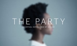 The Party VR poster