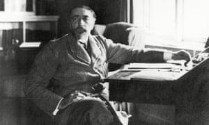 Joseph Conrad (1857-1924).