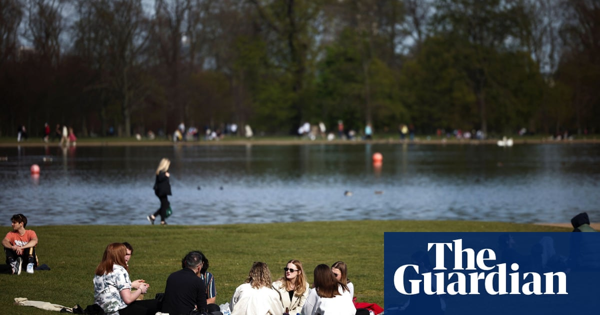 'It's weird': anxiety and excitement in England as lockdown eases