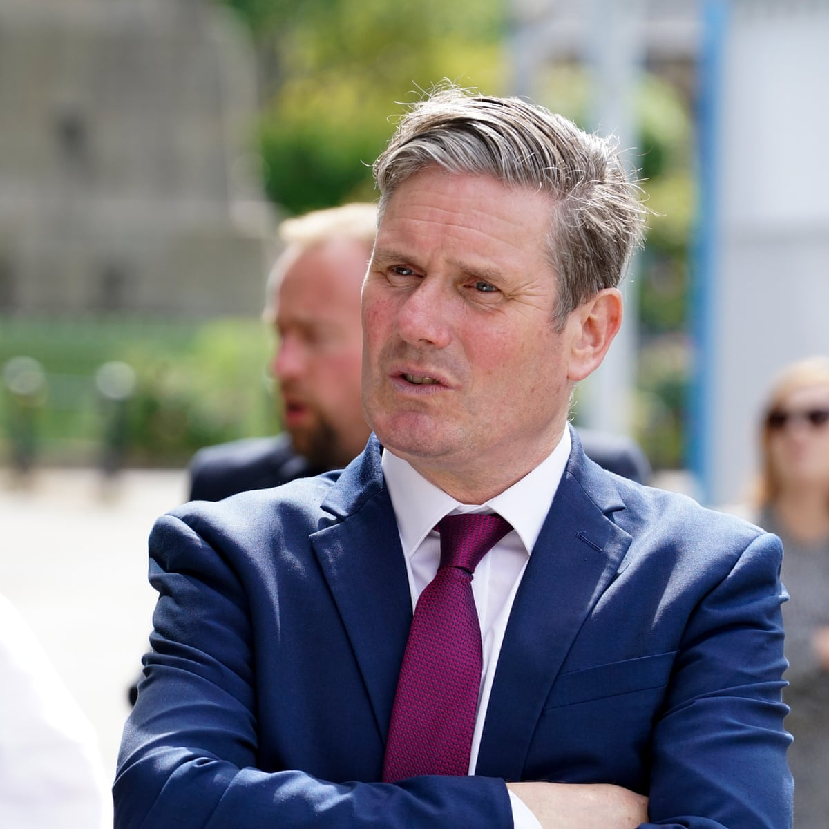 Keir Starmer tells Boris Johnson: your chaos puts schools return at risk | Education | The Guardian