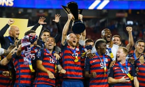 The US have won the Concacaf Gold Cup six times but world football's ultimate prize is a long way off for the Americans