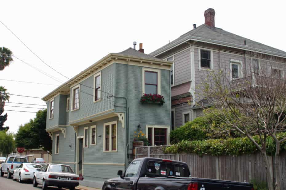 Alameda spite house, Alameda