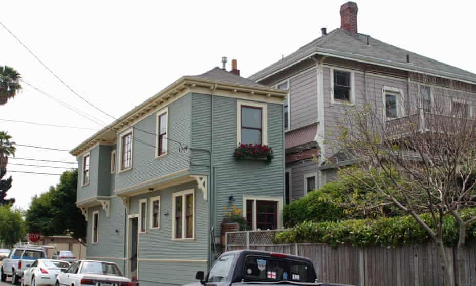 Alameda spite house, San Francisco Bay Area, California