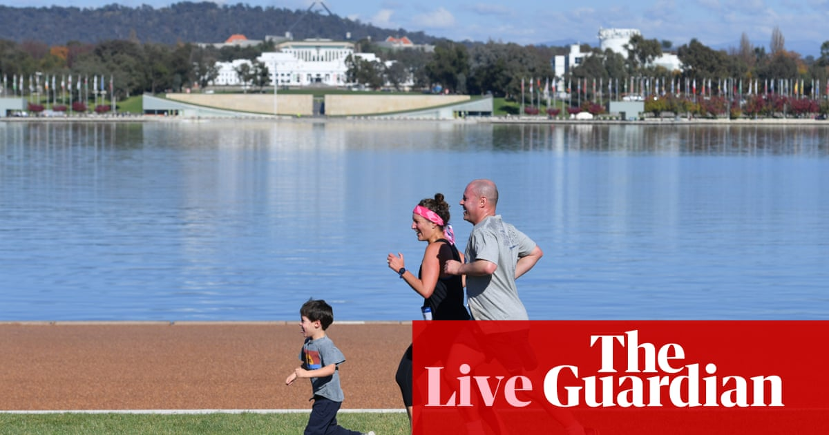 Australian politics live: Coalition talks up spending on infrastructure and women's health on budget eve – The Guardian