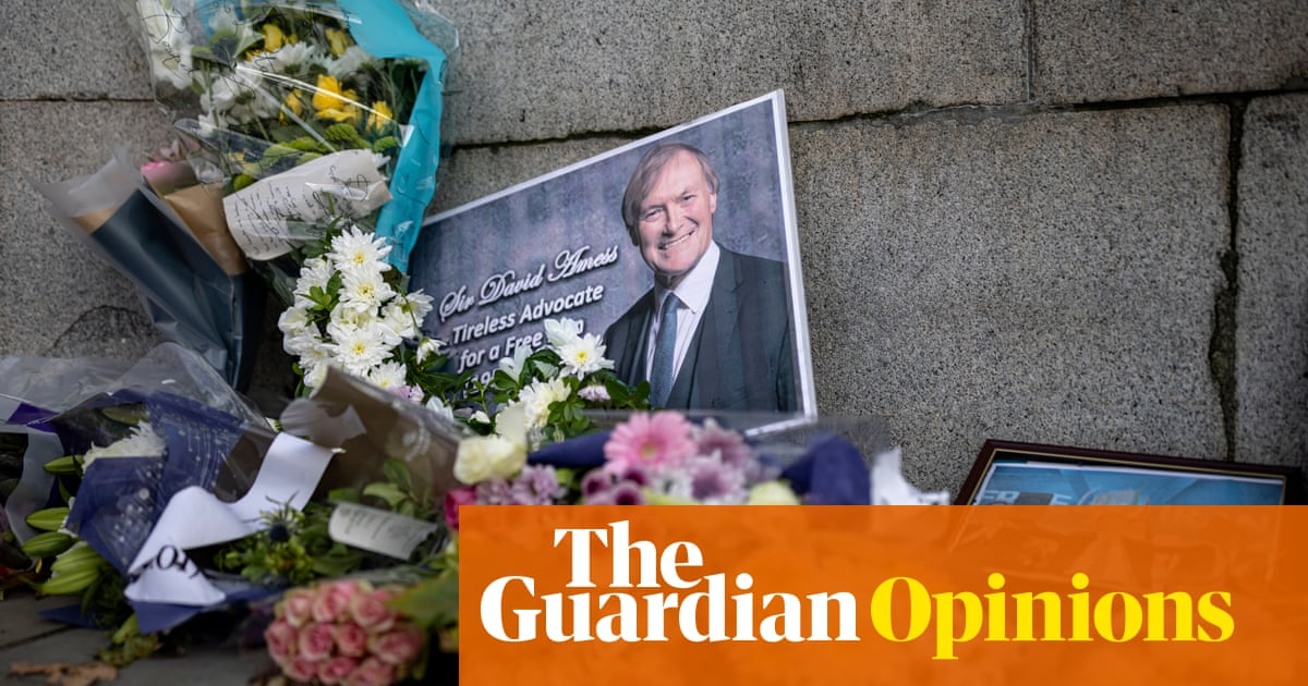 The Guardian view on MPs' security: it takes culture change