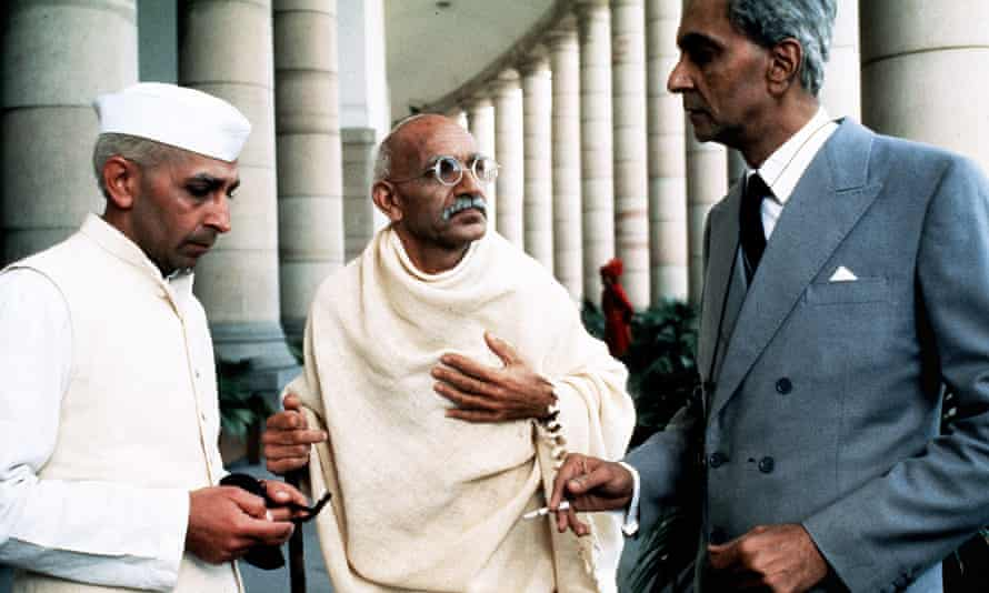 Gandhi, which bravely restaged the 1919 Amritsar massacre.