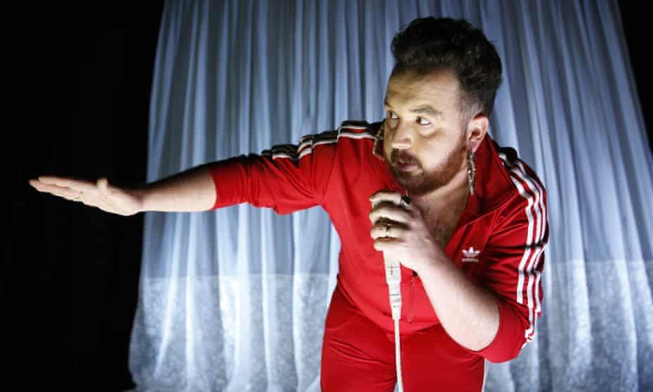 Theatre-maker Scottee at 2019's Edinburgh Fringe