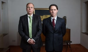 Steve Pemberton and Reece Shearsmith in Inside No 9