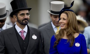 Dubai: Princess Haya's flight to UK threatens diplomatic