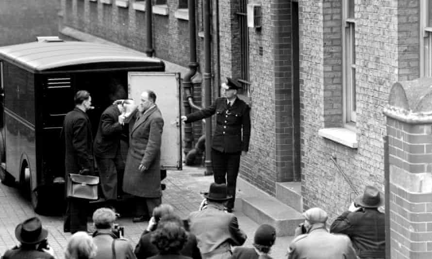 John Christie was charged with three murders in the Rillington Place case, which is now being revisited in BBC1's upcoming crime drama.