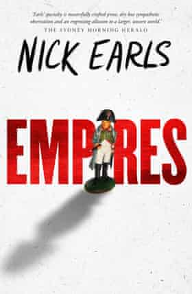 Cover image for Empires by Nick Earls