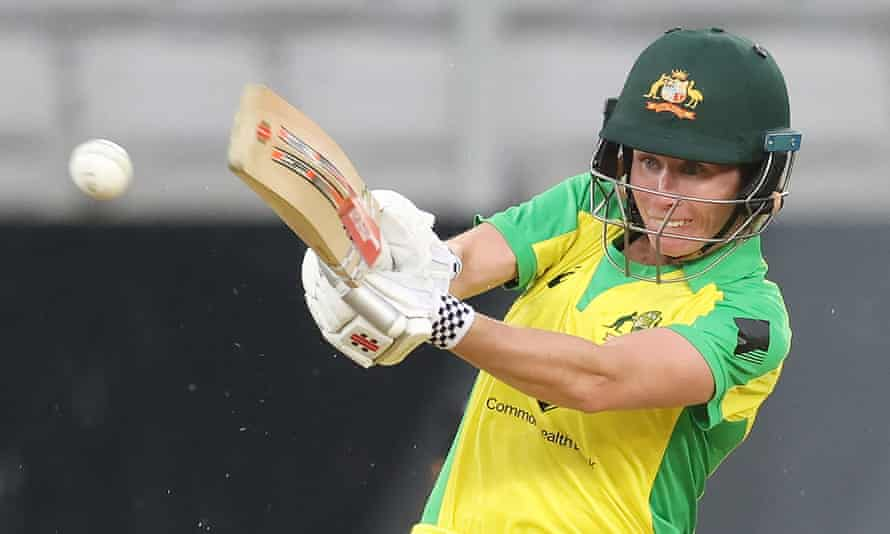 Australia's Beth Mooney has been an integral part of the record-breaking Australian's women's cricket team. Photograph: Michael Bradley/AFP/Getty Images