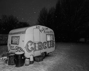 Sir Robert Fossett's Circus, 1974.