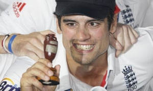 Alastair Cook won 40.67% of Tests as England captain.