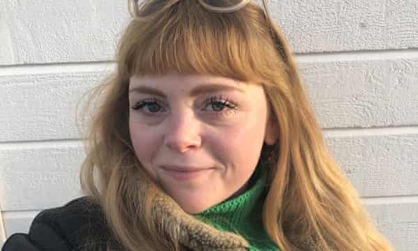 Striking a balance between entertainment and enlightenment … Megan Nolan.