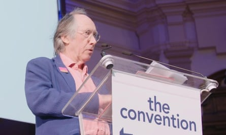 'Hobbled by a fatal attraction to rational argument' …Ian McEwan in Postcards from the 48%