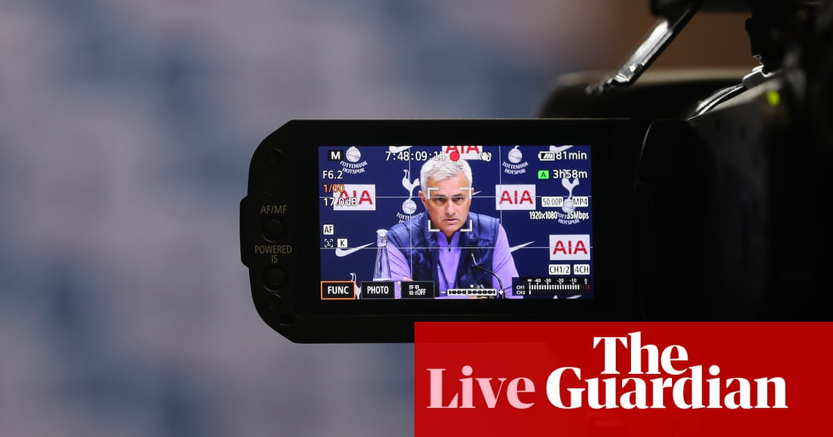 Premier League news and buildup to Euro 2020 play-off draw –live!