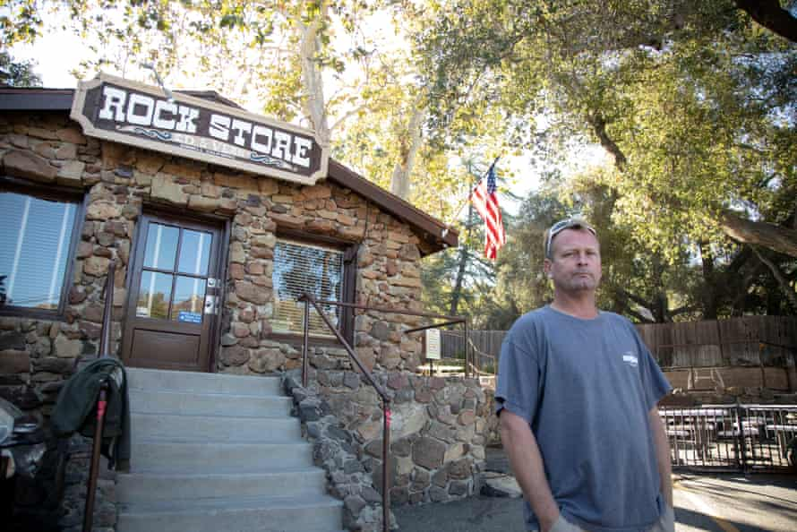 Rock Store is a longtime a favorite stop for motorcyclists, celebrities and film crews.