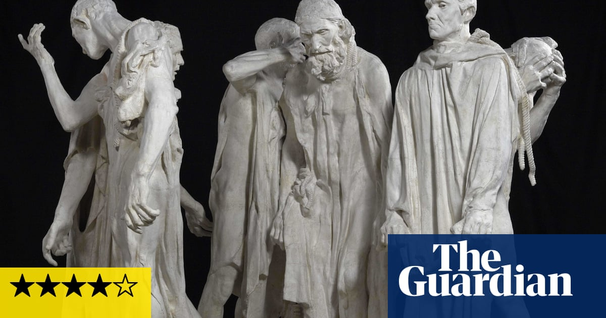 The Making of Rodin review – not a radical, just a plain old genius
