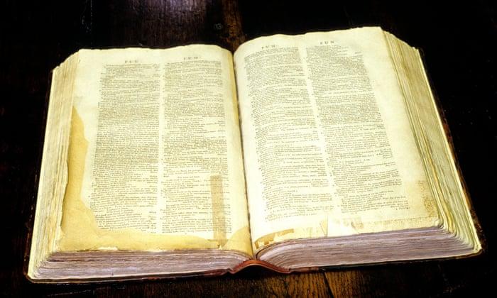 Top 10 dictionaries   Books   The Guardian