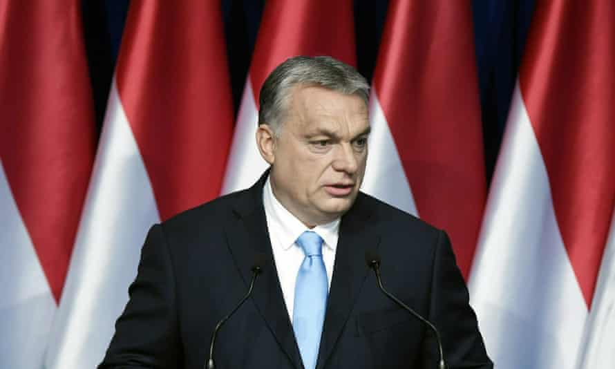 Hungarian prime minister Viktor Orbàn, who has a warm friendship with Benjamin Netanyahu, has been accused of antisemitism.