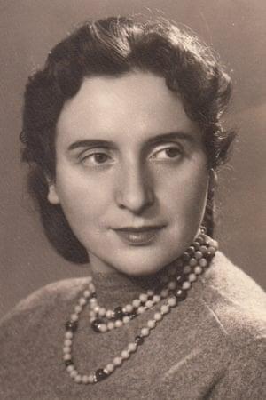 Goldie Morgentaler's mother Chava Rosenfarb