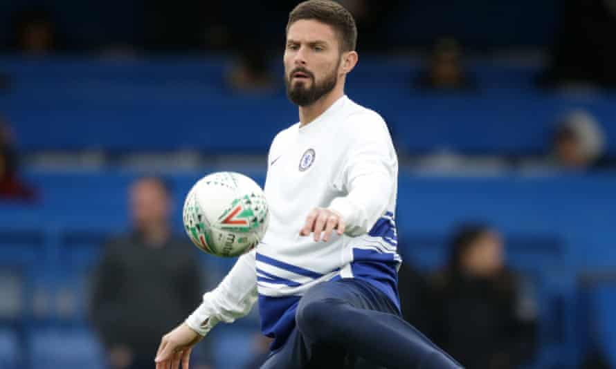 Olivier Giroud has agreed personal terms with Inter, but the two clubs have not agreed on a transfer price yet.