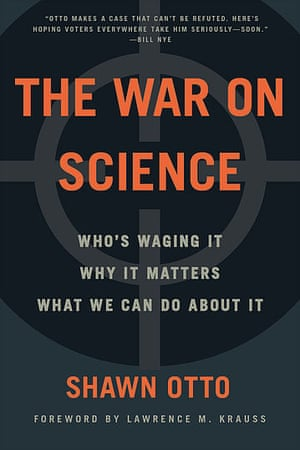 Cover of the book The War on Science